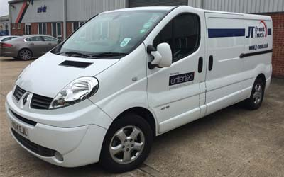 3T Renault Trafic